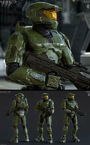 What if Mark VI Gen1 actually looked like Master Chief's ...