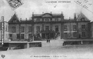 Casse Auto Pont Du Chateau : photos et cartes postales anciennes de pont du ch teau 63430 ~ Medecine-chirurgie-esthetiques.com Avis de Voitures