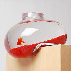 Bubble Tank Fish Bowl - The Green Head
