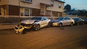 Hit-And-Run Rampage Leaves 9 Cars Damaged In Jersey City ...