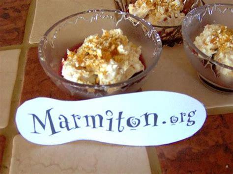 le marmiton recettes de cuisine dessert a la mascarpone marmiton 28 images les 25