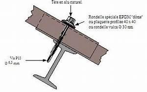 Schema Pose Plaque Fibro Ciment : vis t talu autoperceuse ailettes p13 pour plaques ~ Dailycaller-alerts.com Idées de Décoration
