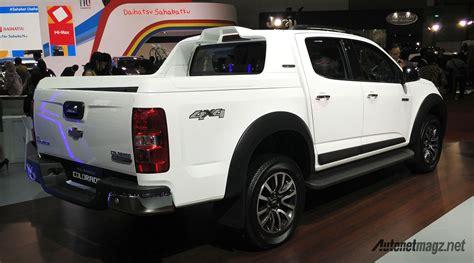 Gambar Mobil Chevrolet Colorado by Chevrolet Colorado White Putih Indonesia Autonetmagz