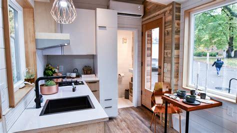 tiny house town  verve lux  tru form tiny homes