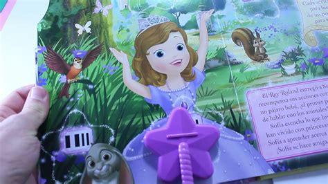 Libro De Cuentos Para Niñas De La Princesa Sofia Youtube