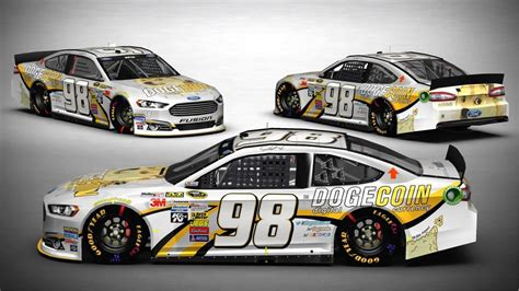 Josh Wise's official 'Dogecoin' car design unveiled ...
