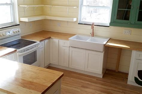 baltimore kitchen cabinets maple countertop maryland wood countertops 1455