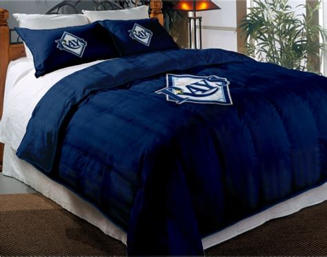 crib sets for ta bay rays mlb chenille embroidered comforter set