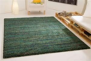 Hochflor Teppich Grün : hochflor teppich super cosy streifen global carpet ~ Markanthonyermac.com Haus und Dekorationen