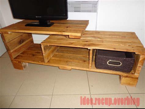 canapé en palette en bois fabrication canapé en palette