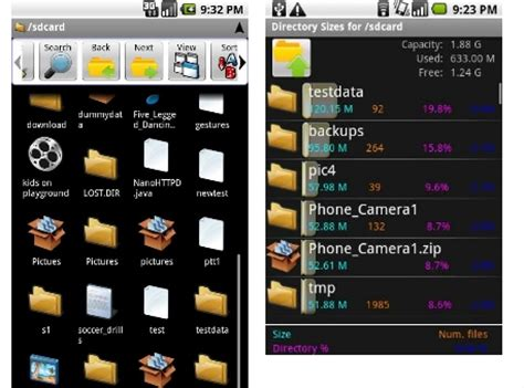 file manager for android phone astro file manager application and file manager for