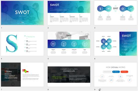 Slides Template The Best Free Slides Themes Present Better