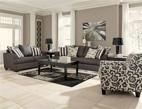 ashley furniture levon sleeper sofa signature design by ashley levon charcoal 7340339 queen
