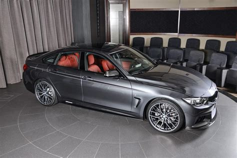 Bmw 430i Gran Coupe M Performance Parts Tuning 2017 (1