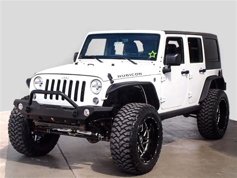 jeep wrangler unlimited rubicon lifted  sale  cars  buysellsearch
