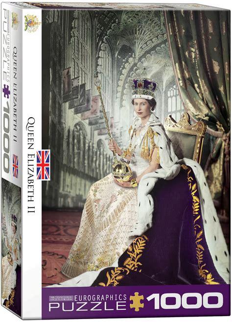 Královna alžběta smutní, zemřel její pes vulcan. Puzzle Královna Alžběta II. + k objednávce puzzle zdarma ...