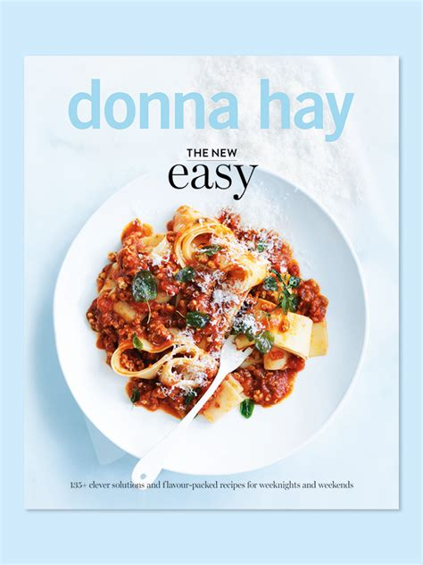 The New Easy Soft Cover  Donna Hay