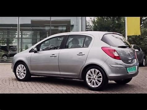 Opel Corsa (d) Review Youtube