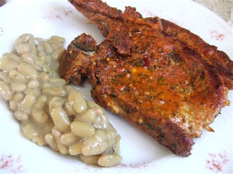 cuisiner les cotes de porc côte de porc au paprika un deux trois petits plats