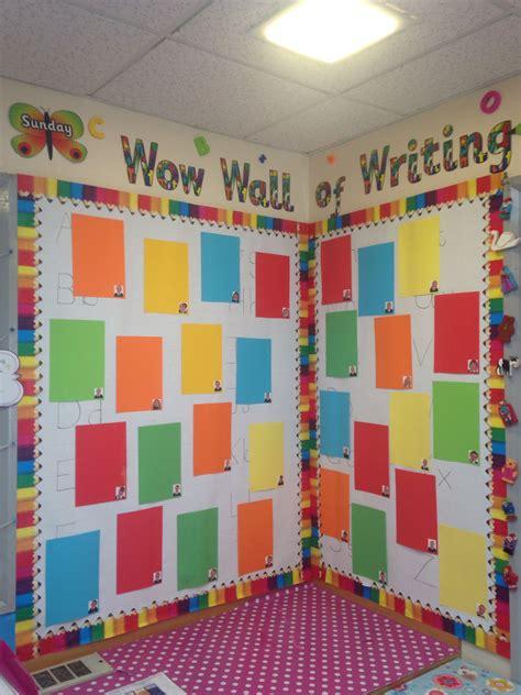 Writing display   Home economics classroom, Classroom ...
