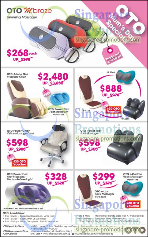 oto 8 may 2013 187 oto massagers mother s day promotion