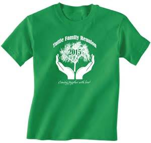 Family Reunion Shirt Design Ideas