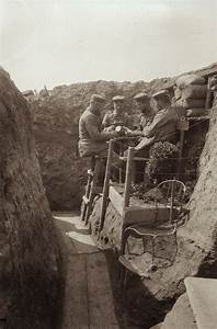 Unseen World War I Photos  German Trenches    Boing Boing