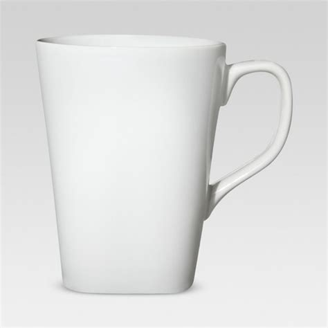 Choose from contactless same day delivery, drive up and more. Square Coffee Mug 13oz Porcelain - Threshold : Target