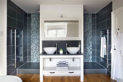 black and white bathroom tile design ideas 27 walk in shower tile ideas that will inspire you home