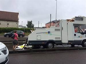 Les Camping Car : circulation rouen les camping cars s 39 encastrent toujours sous les tr mies ~ Medecine-chirurgie-esthetiques.com Avis de Voitures