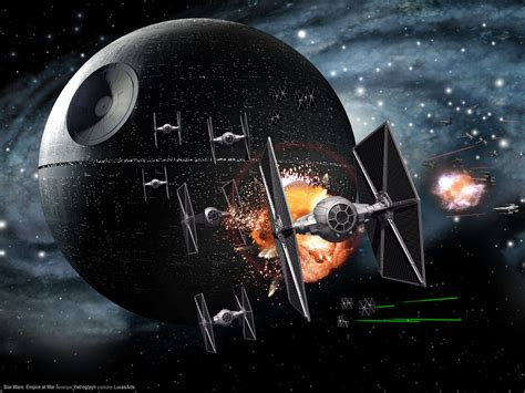 61 Death Star HD Wallpapers   Background Images ...