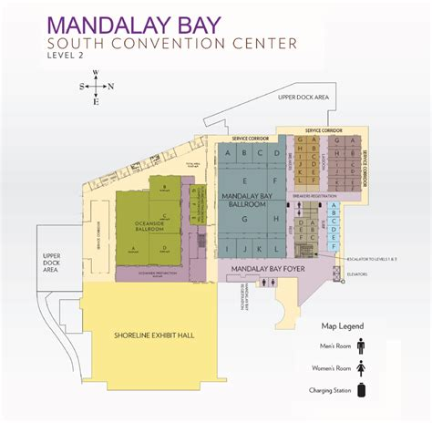 mandalay bay floor plan map mandalay bay convention center map uptowncritters