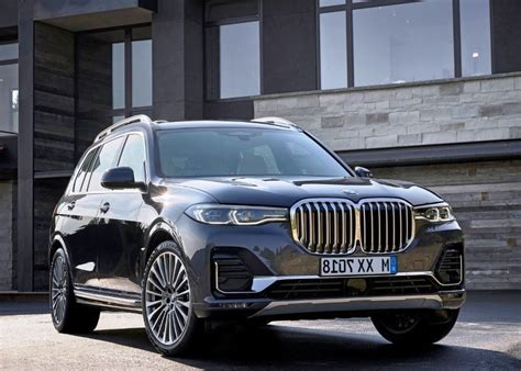 2020 bmw exterior options 2020 bmw x7 review dimension specs safety and price