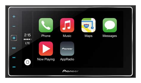apple carplay radio apple carplay goes live in pioneer nex and appradio