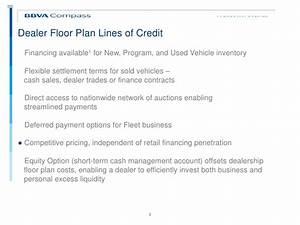 Dealer floor plan financing program home fatare for How does a dealer floor plan work