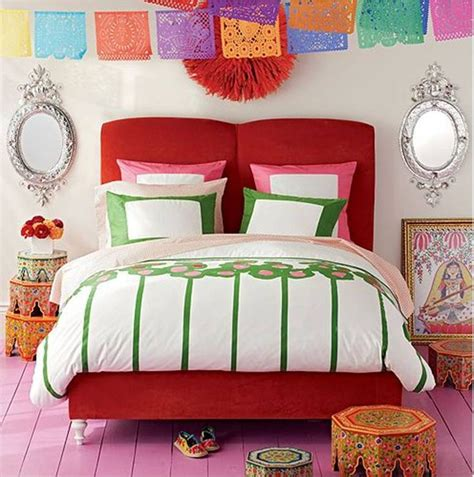2516 how to decorate bedroom for mexican moroccan and modern mixed beautiful colours