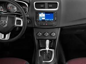 Image: 2012 Dodge Avenger 4-door Sedan SXT Instrument