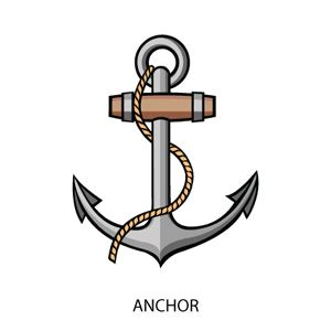 Clipart Boat With Anchor by Boat Anchor Clipart Clipart Suggest