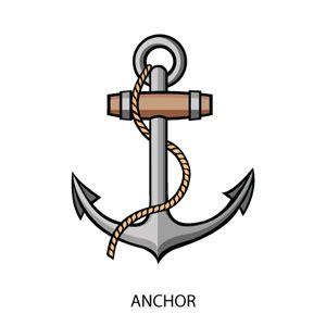 Boat Anchor Clipart by Boat Anchor Clipart Clipart Suggest