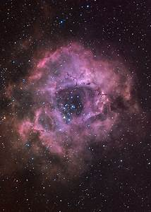 The Rosette Nebula (or The Skull) | Deography by Dylan O ...