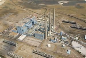Laramie River Station Wheatland WY Power