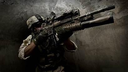 Rifle Sniper Assault