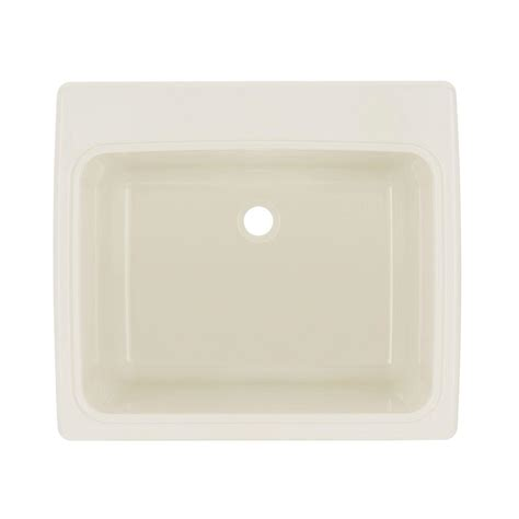 home depot deep sink swan 25 in x 22 in x 13 9 16 in solid surface utility