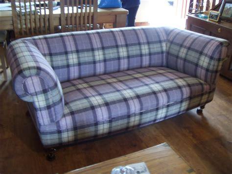 Blue Plaid Sofa Awesome Blue And White Checkered Sofa 49
