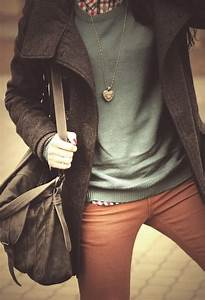 Top 25 ideas about Rust pants outfits on Pinterest | Colored pants Pants and Pretty outfits