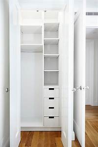 small closet organization Small Closet Organizers: Small Storage Solution for Apartment-Sized Houses | Decohoms