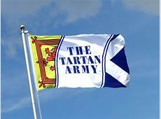 Buy Scotland Tartan Army Flag 3x5 ft 90x150 cm Royal