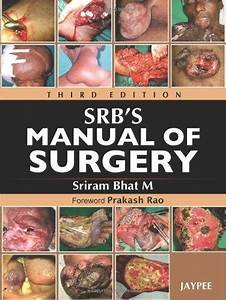 Srb U0026 39 S Manual Of Surgery  3rd Edition    Avaxhome