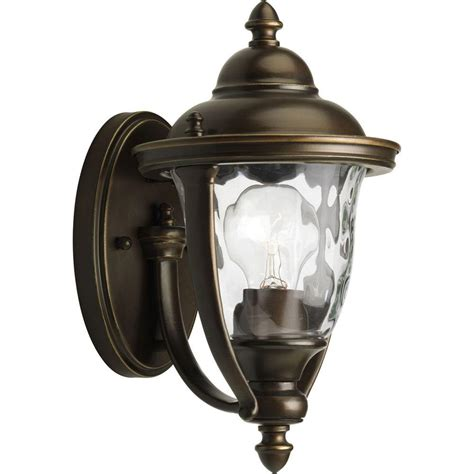 hton bay prestwick collection 1 light oil rubbed bronze