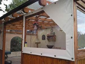fensterplane transparent 650 g m2 mit saum und osen With garten planen mit französischer balkon nach maß